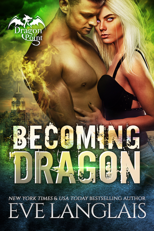 Book Cover: Becoming Dragon