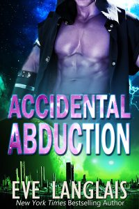 Book Cover: Accidental Abduction