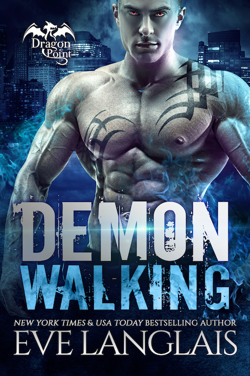Book Cover: Demon Walking
