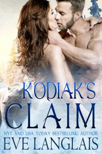 Book Cover: Kodiak's Claim