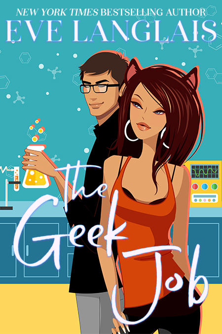 Book Cover: The Geek Job