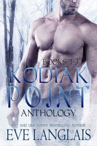 Book Cover: Kodiak Point Anthology (#1-3)