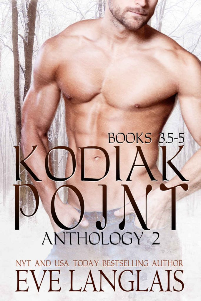 Book Cover: Kodiak Point Anthology 2 (#3.5-5)