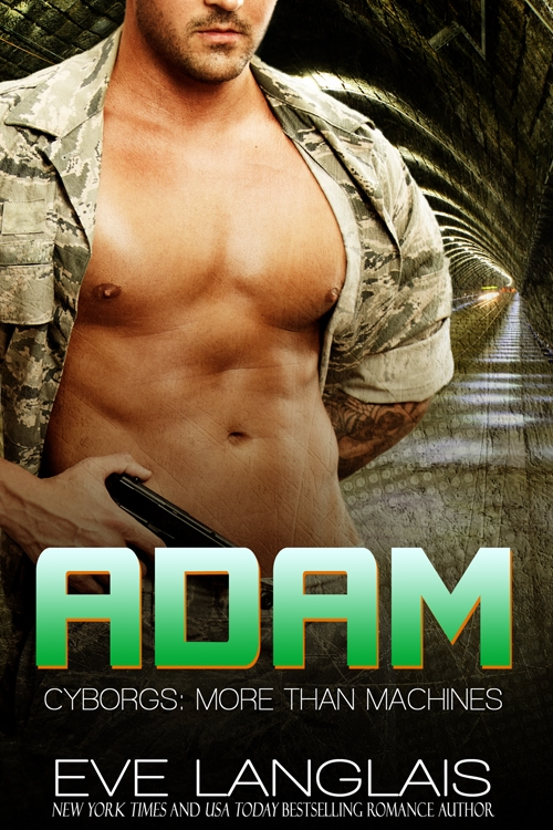 Book Cover: Adam