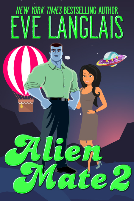 Book Cover: Alien Mate 2