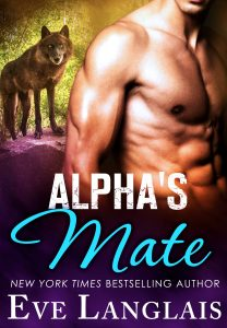 Book Cover: Alpha's Mate