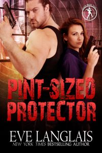 Book Cover: Pint-Sized Protector