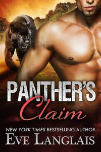 Book Cover: Panther's Claim