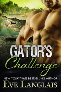 Book Cover: Gator's Challenge