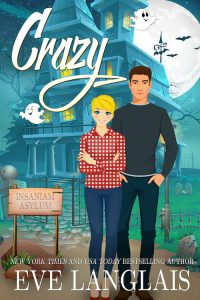 Book Cover: Crazy