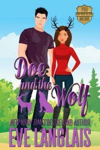 Book Cover: Doe and the Wolf