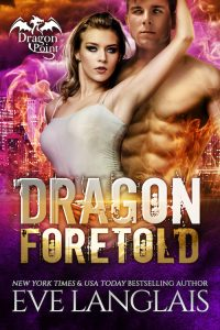 Book Cover: Dragon Foretold