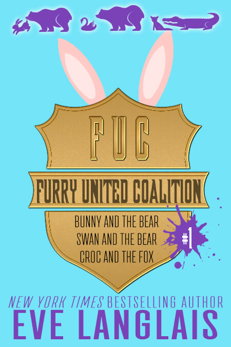 Book Cover: Furry United Coalition #1