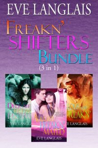 Book Cover: Freakn' Shifters Bundle (Books 1-3)