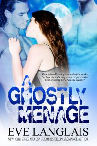 Book Cover: A Ghostly Menage
