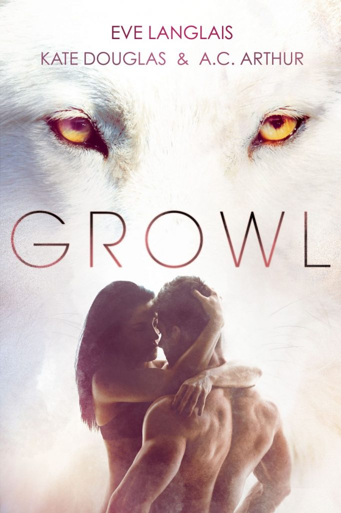 Book Cover: Growl