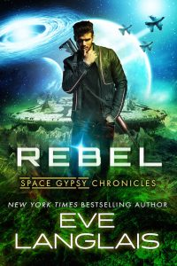 Book Cover: Rebel