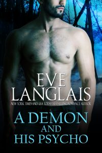Book Cover: A Demon and His Psycho