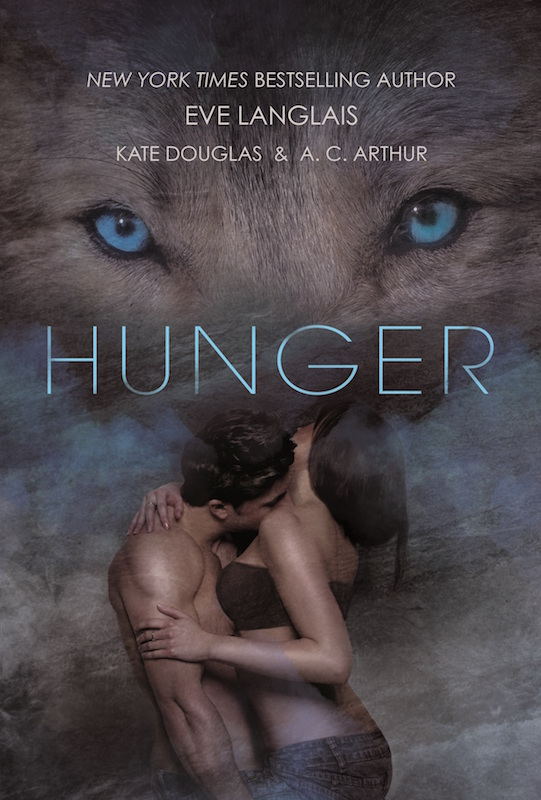 Book Cover: Hunger