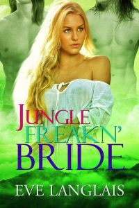 Book Cover: Jungle Freakn' Bride