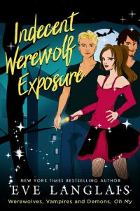 Book Cover: Indecent Werewolf Exposure