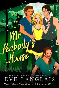 Book Cover: Mr. Peabody's House