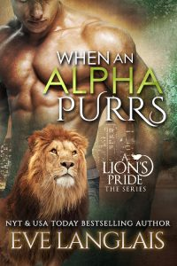 Book Cover: When An Alpha Purrs