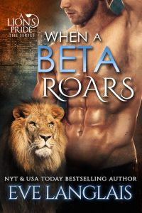 Book Cover: When a Beta Roars