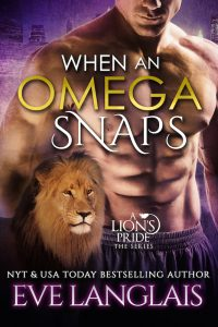 Book Cover: When an Omega Snaps
