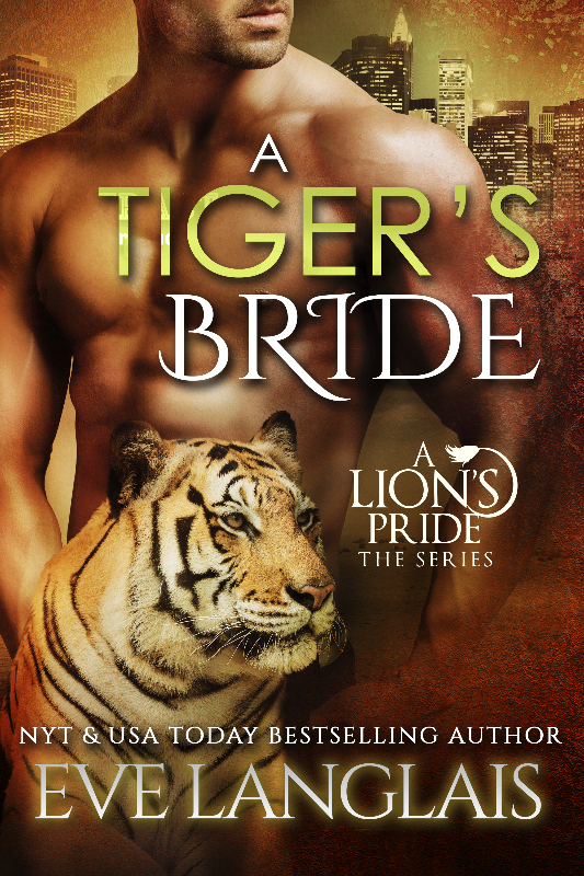 Book Cover: A Tiger's Bride