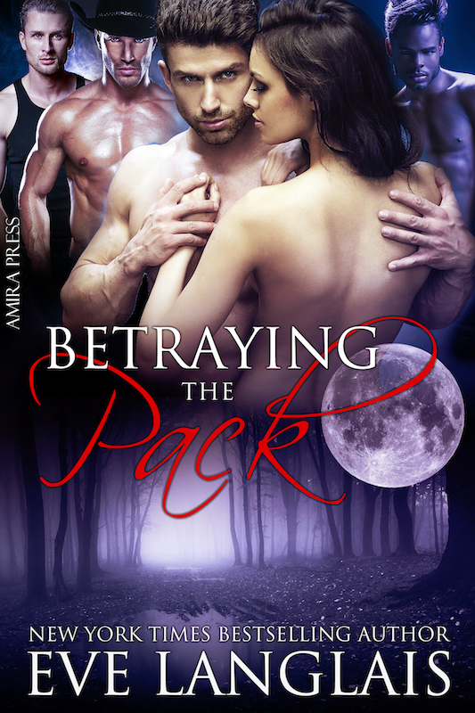 Book Cover: Betraying the Pack