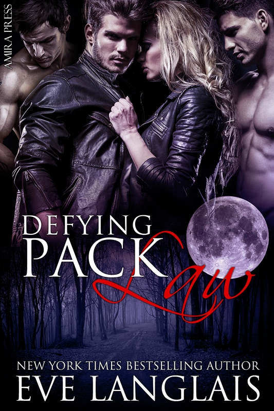 Book Cover: Defying Pack Law