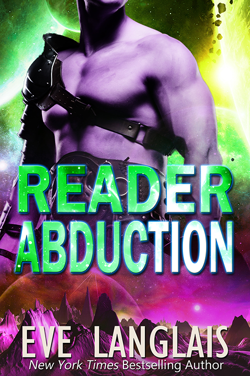 Book Cover: Reader Abduction
