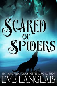 Book Cover: Scared of Spiders