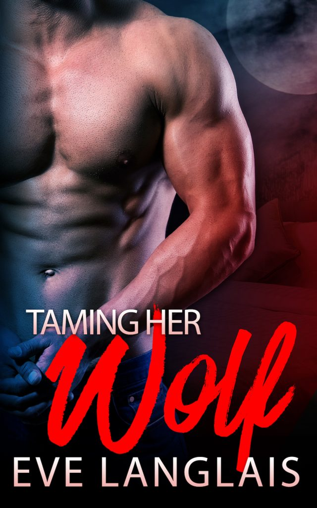 Book Cover: Taming her Wolf