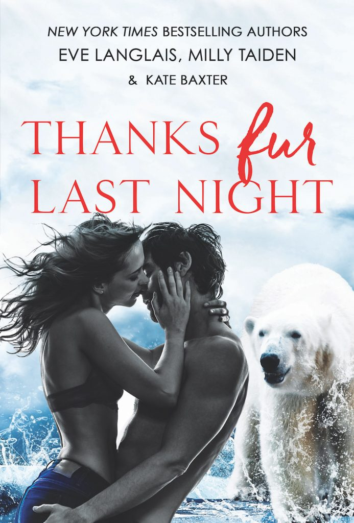 Book Cover: Thanks Fur Last Night