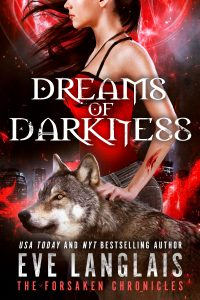 Book Cover: Dreams of Darkness