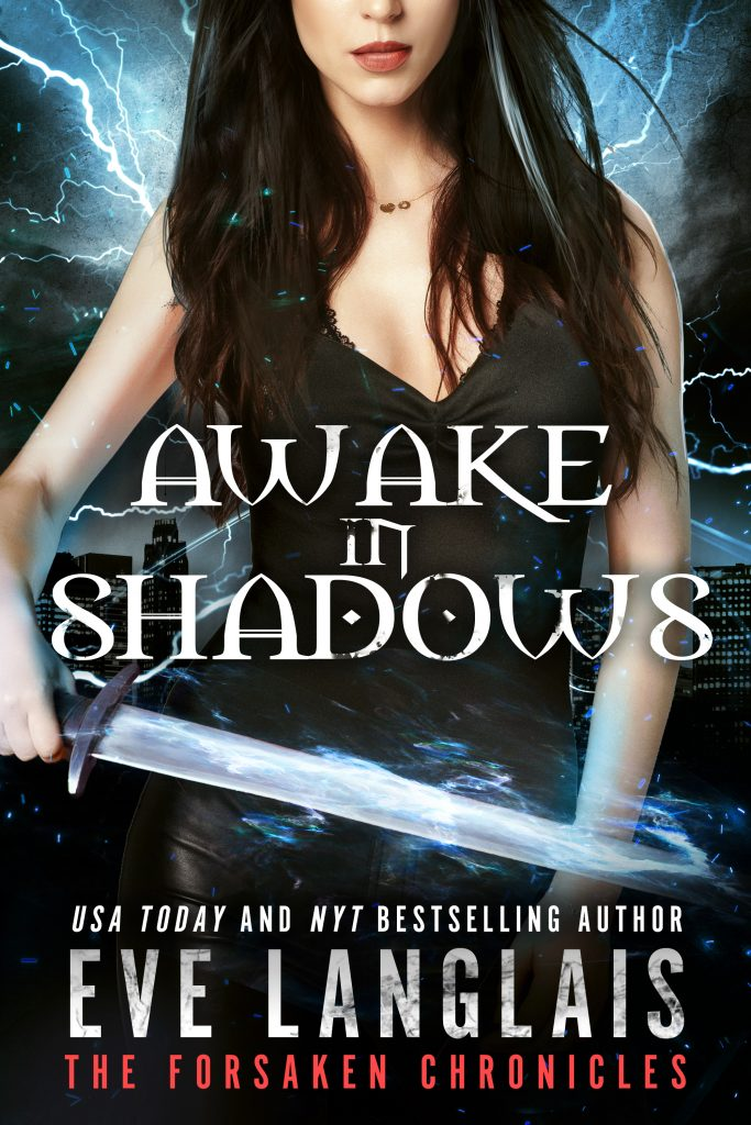 Book Cover: Awake in Shadows