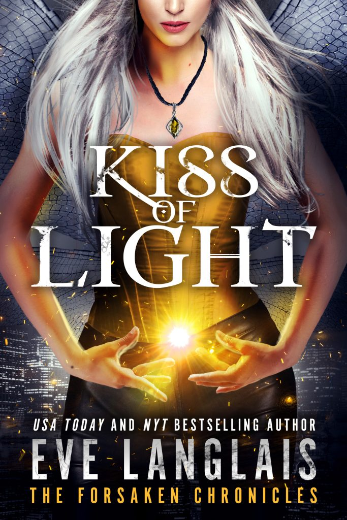 Book Cover: Kiss of Light
