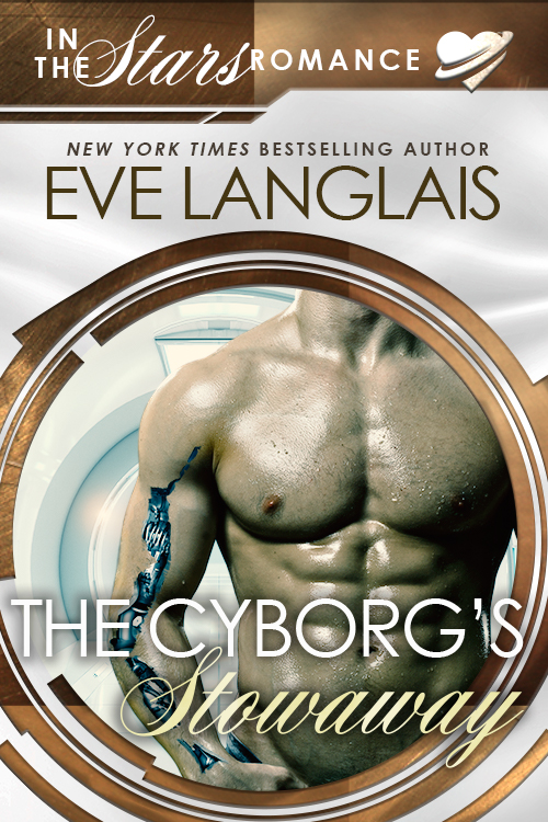 Book Cover: The Cyborg's Stowaway
