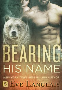 Book Cover: Bearing His Name