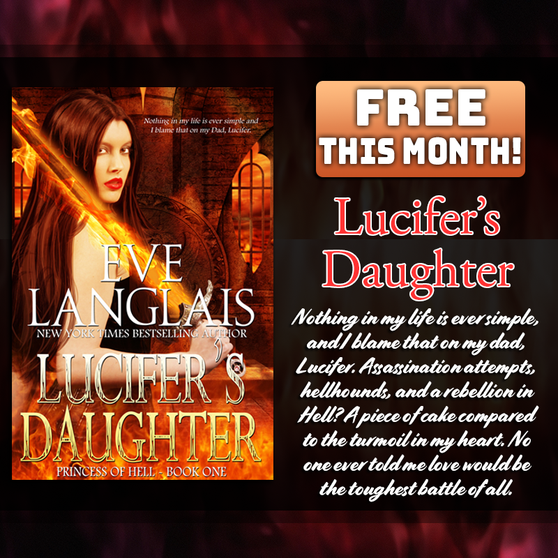 Free This Month: Lucifer's Daughter