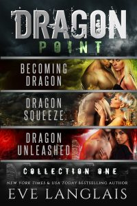 Book Cover: Dragon Point Collection One