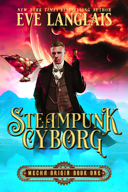 Book Cover: Steampunk Cyborg