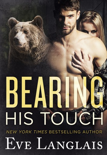 Book Cover: Bearing His Touch