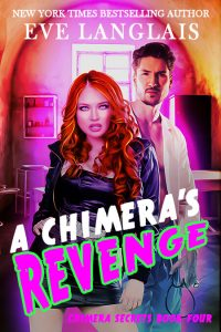 Book Cover: A Chimera's Revenge