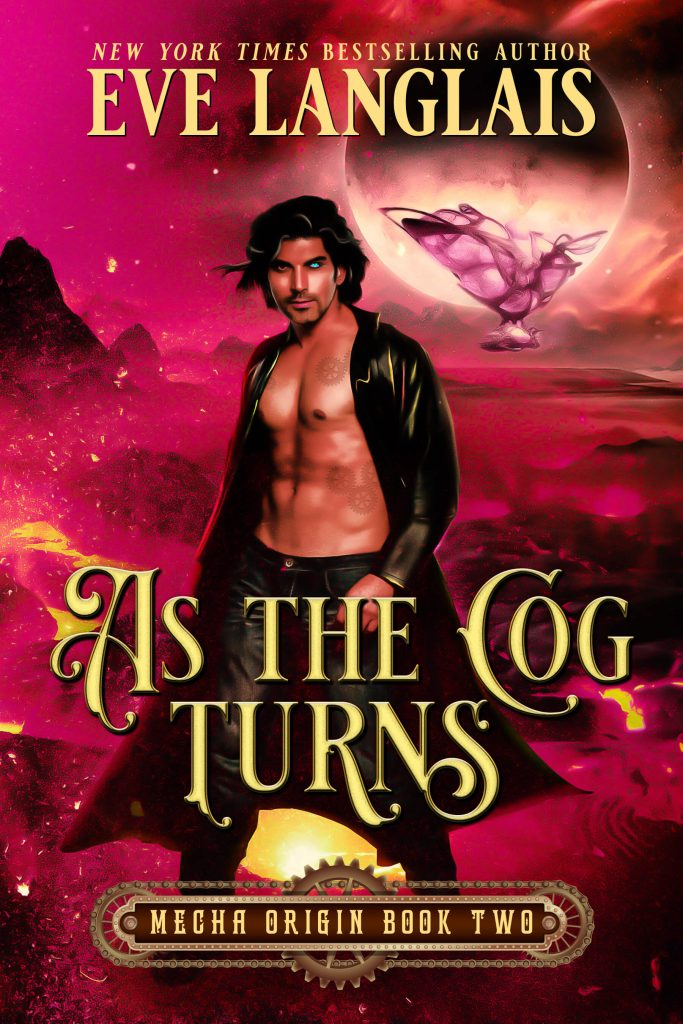 Book Cover: As the Cog Turns