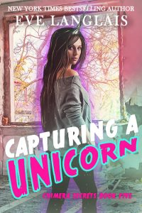Book Cover: Capturing a Unicorn