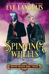 Book Cover: Spinning Wheels