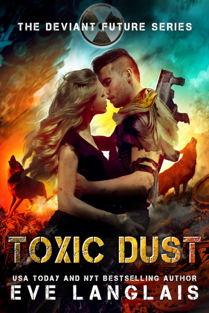 Book Cover: Toxic Dust